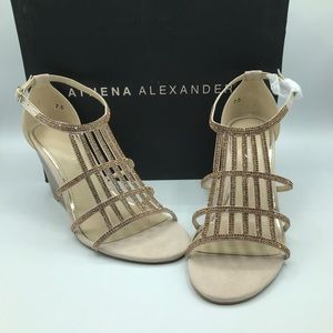 NEW Athena Alexander | Hampton Wedge Sandal